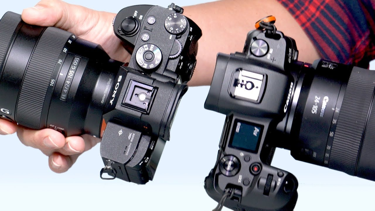 Canon Eos R Vs Sony A7 Iii Camera Comparison The