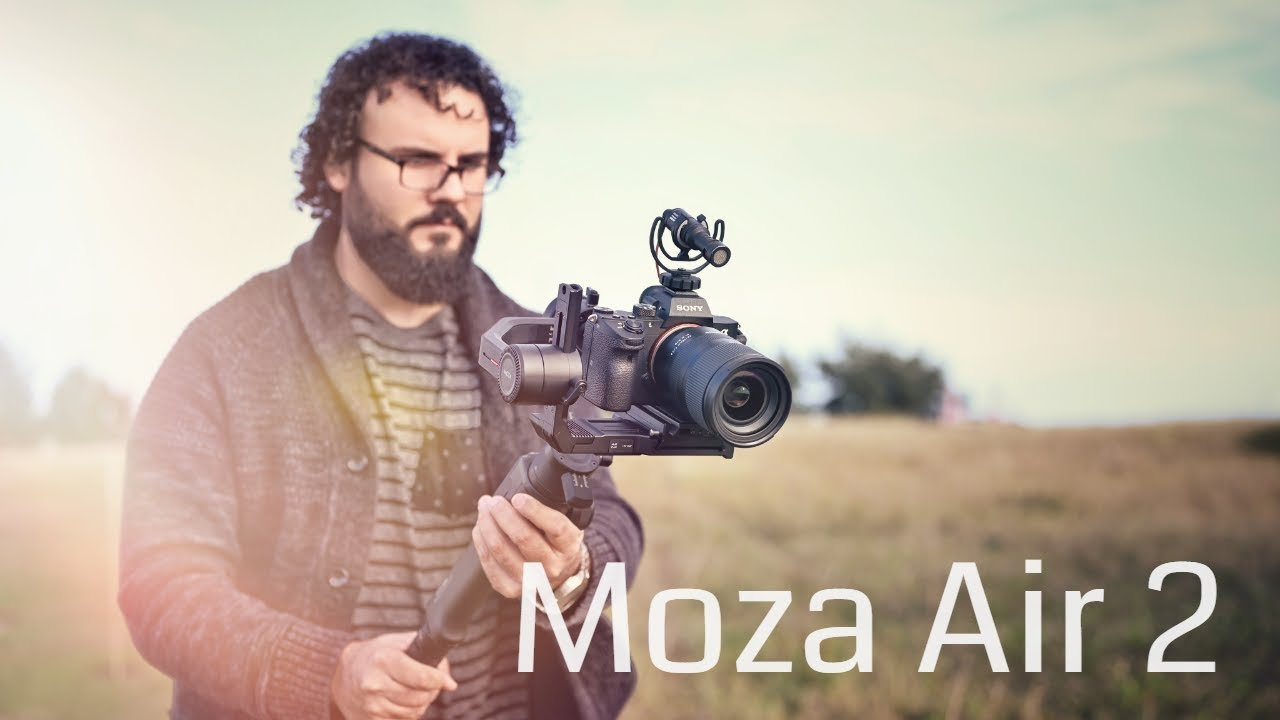 Review Moza Air 2 Gimbal The Valuable Friends