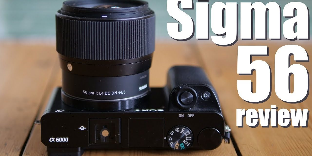 Sigma 56mm F/1 4 DC DN Contemporary Lens Review - The